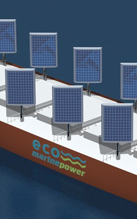 Impression of EnergySail Array