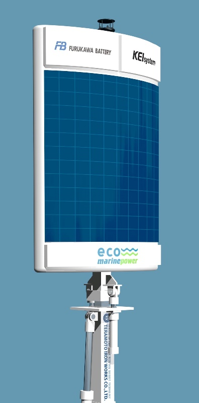 EnergySail - renewable energy for ships