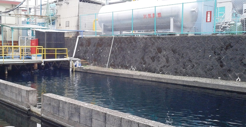 Recycled Water Facility at Furukawa Battery Imaichi Plant