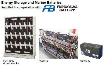 Furukawa Battery | Batteries for Ships & Marine Applications