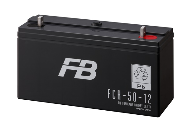FCR-50-12 battery from Furukawa Battery
