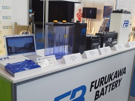 Furukawa Batteries for Ship and Marine Use