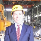Mr. Teramoto - President of Teramoto Iron Works