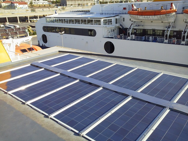 Marine Solar by Eco Marine Power
